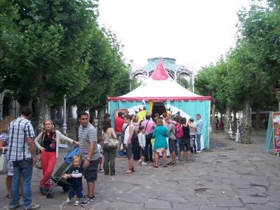 Gira verano 2012 Castro Urdiales