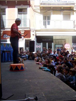 Pincho en Lleida
