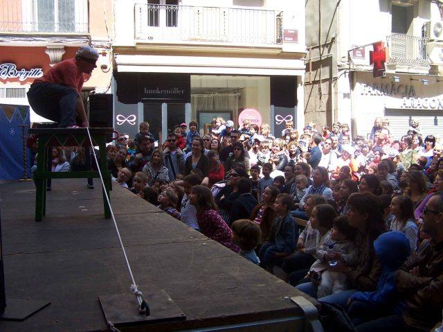 Frango en Lleida ligera